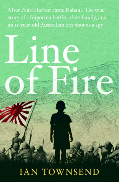 Line of Fire Ian Townsend