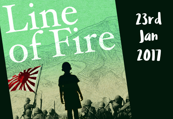 Line of Fire Release Date