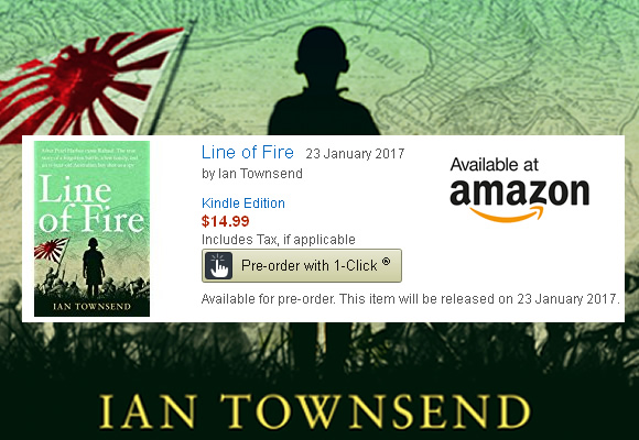 Pre Order Line of Fire